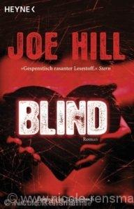 """Cover: """"Blind"""" von Joe Hill"""