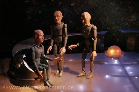 Besatzung Kristallplanet, Franke