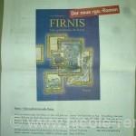 Werbung FIRNIS