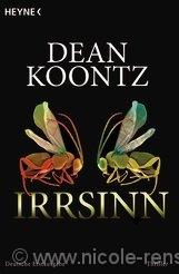 Cover Irrsinn von Dean Koontz