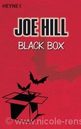 Black Box von Joe Hill