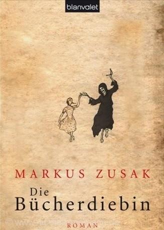 © Cover: »Die Bücherdiebin« von Markus Zusak / Blanvalet