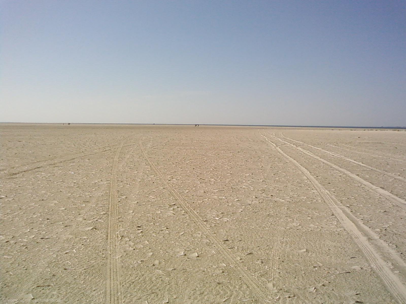 Romo - Nichts als Sand