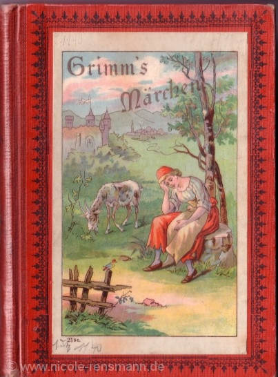 Grimm, Cover