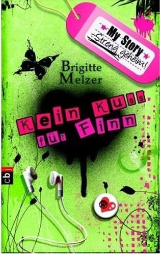 Cover: Kein Kuss für Finn, Brigitte Melzer