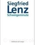 Cover: Schweigeminute von Siegfried Lenz