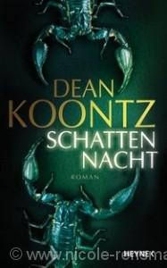 Cover: Schattennacht von Dean Koontz