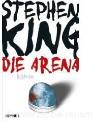 Cover: Die Arena von Stephen King