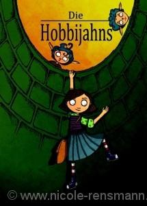 """""""Die Hobbijahns"""" Fantasygeschichte für Kinder"""