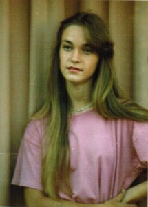 Foto Nicole 1983