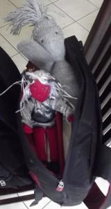 Tasche gepackt_Lesung 2013