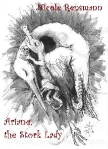 Ariane, the storky lady
