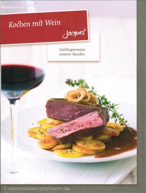 Rotwein-EisRezept