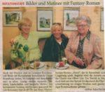 »Bilder und Matinee mit Fantasy-Roman« im Rotationstheaterrga 17.10.2007