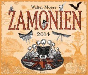Der zamonische Wandkalender für 2014!