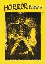 Horror-News Ausgaben 5 - 12 Div. Rezensionen, Interview mit Uwe Anton, mehrere Artikel für das deutsche Stephen King - Infomagazin, 1993 - 1997