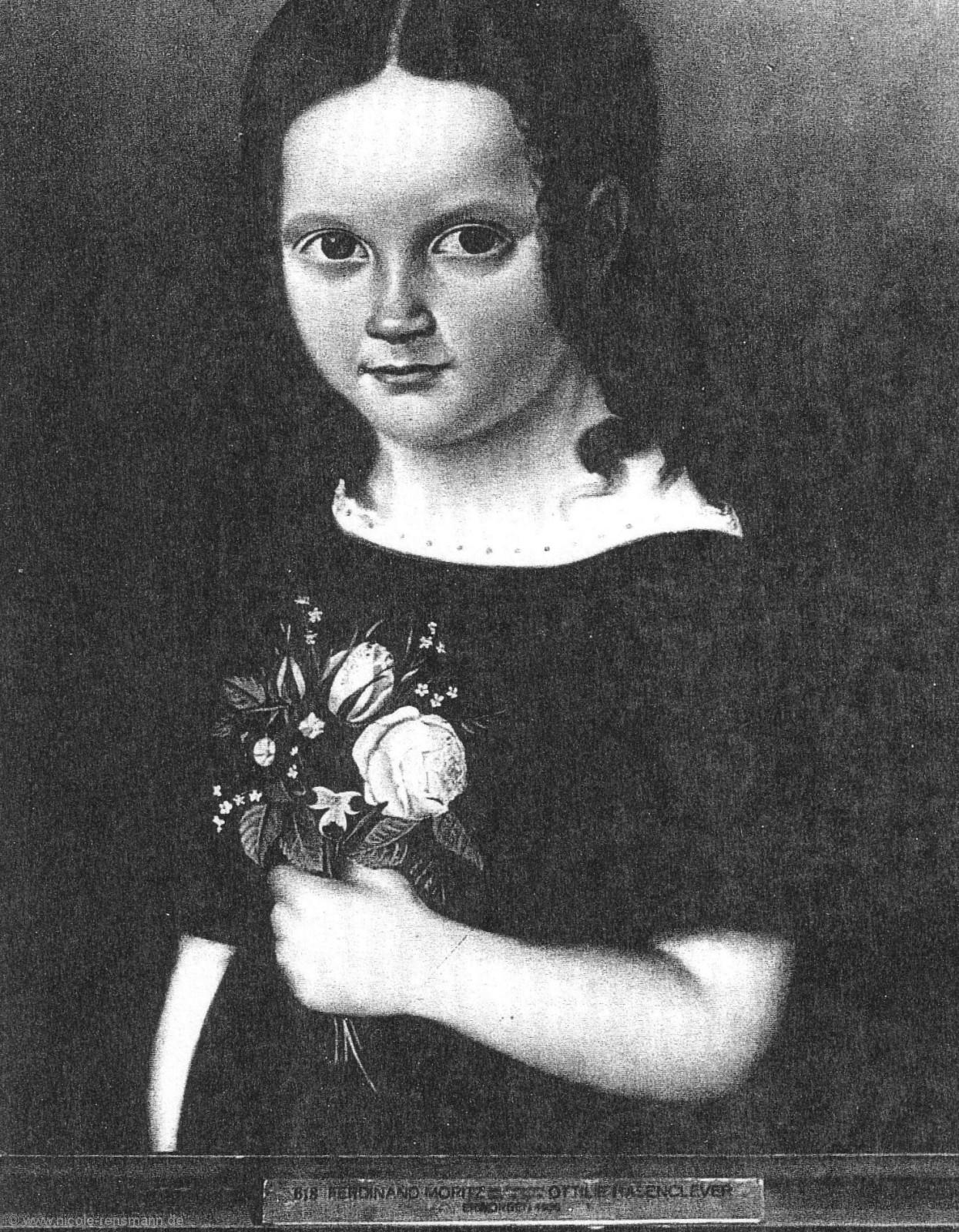 Ottilie Hasenclever - nicht signiert (Von der Heydt Museum)