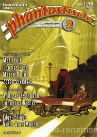 phantastisch! 22, April 2006 - Artikel zum Wolfgang-Hohlbein-Preis mit Kurzinterviews
