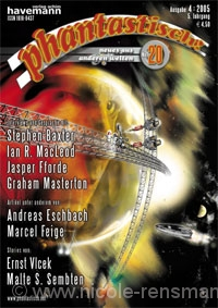 phantastisch! 20, Oktober 2005, Interview mit Jasper Fforde