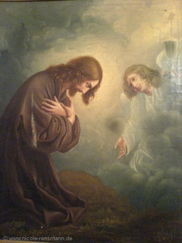 Jesus Und Der Blinde
