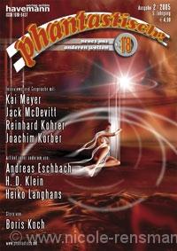 phantastisch! 18, April 2005 - Interviews mit Kai Meyer und Joachim Körber