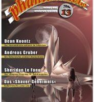 phantastisch! 13, Januar 2004 - Interview mit Dean Koontz und Andreas Gruber Bericht: Die Gezeitenwelt - In den Fängen der Magie