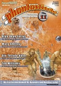 phantastisch! 11, Juli 2003 - Interview mit Alan Dean Foster