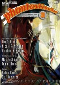 phantastisch! 30, April 2008 - Interview mit Stephan R. Bellem