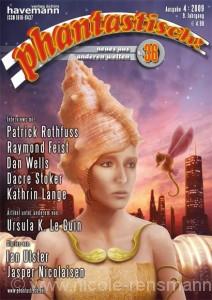 phantastisch! 36, Oktober 2009 - Interview/Porträt Dacre Stoker / Rezension über »Ich bin kein Serienkiller« von Dan Wells