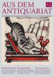 """""""Aus dem Antiquariat"""", Ausgabe 06/09 11. Dezember 2009 - Artikel »Ein Catwalk im Antiquariat"""