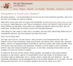 Kurzes Statement zu Kompetenz in Kunst und Literatur - thyla.de, Juni 2001