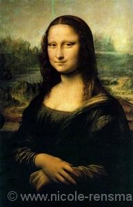 Die Wahrheit über Mona Lisa Historische Kurzgeschichte