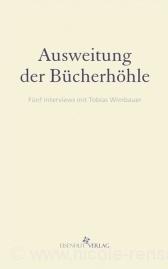 »Ausweitung der Bücherhöhle«, Fünf Interviews mit Tobias Wimbauer