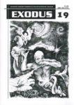Cover: Exodus #19