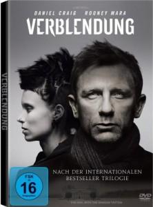 Cover: Verblendung - DVD