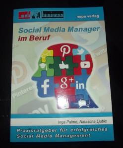 Cover: Social Media Manager im Beruf