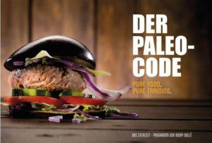 Cover: Der Paleo Code von Romy Dollé (Systemed Verlag 2014)