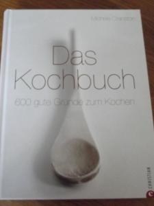 """""""Das Kochbuch"""" von Michele Cranston - unersetzlich geworden."""