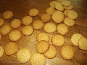 Kekse gehen immer. Und die schmecken - dank der edlen Gewürze - besonders gut.