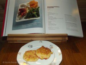 """""""Mais Fritters"""" á la Mike Süsser aus seinem Buch """"Süsser, was kochen wir heute?"""""""