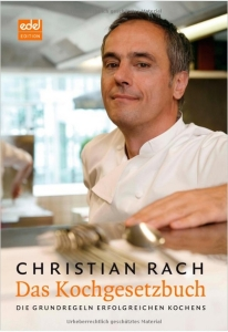 """© Cover: Christian Rach """"Das Kochgesetzbuch"""" /  edel edition"""