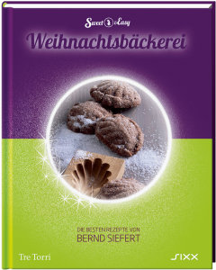 © Cover: Weihnachtsbäckerei von Bernd Siefert, Tre Torri Verlag