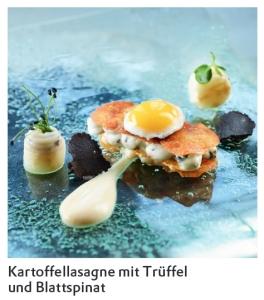 Hier wird deutlich: Sterneküche mit teuren Zutaten - nur für den besonderen Tag. © Foto: Mit freundlicher Genehmigung des BJV Verlags.