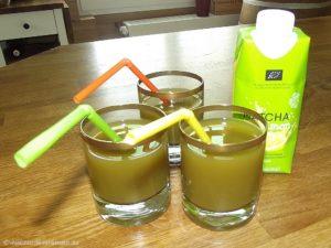 Matcha lemon - Grünteegetränk