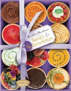Cover:  »Tarte & Tartelettes« von Aurelie Bastian / Südwest Verlag