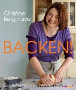 "Cover: ""Backen"" von Christine Bergmayer"