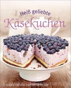 """© Cover: """"Heiß geliebte Käsekuchen"""" / Bassermann Verlag"""