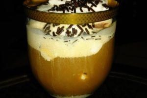 Eiskaffee mit Alkohol