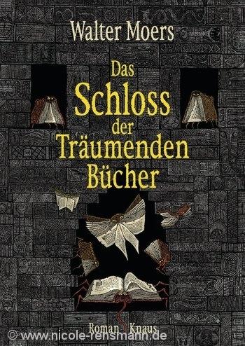 Schloss der träumenden Bücher, Walter Moers