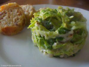 Butterkohl - seltenes Gemüse, superlecker